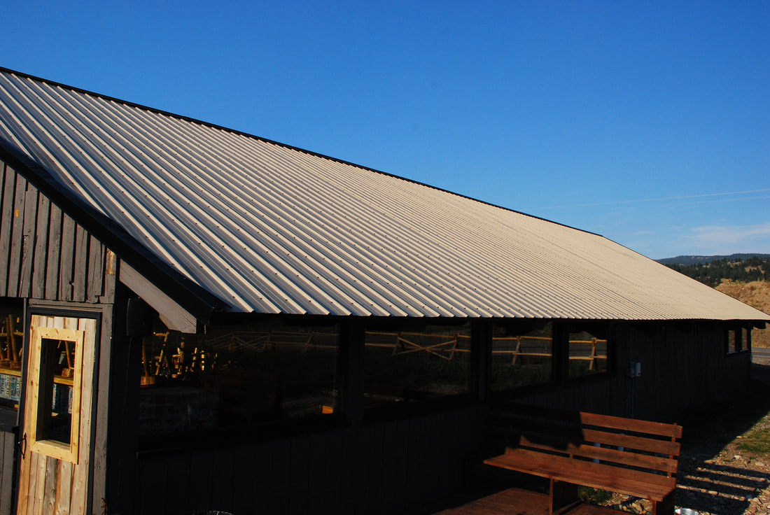Long Span (RIB) Roof - SHEEHAN INC