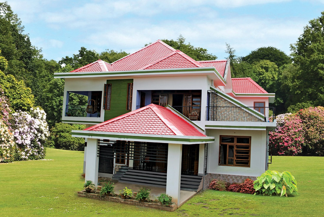 Tile Span Roof Sheehan Inc